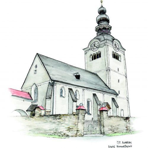 Kirche St. Marein/Neumarkt